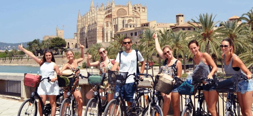 bike tour mallorca